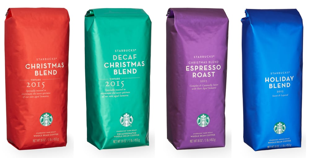 starbucks vintage 2015 christmas blend coffees 15 each