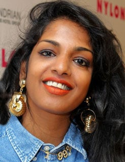 M.I.A. Picture and Makeup Ideas