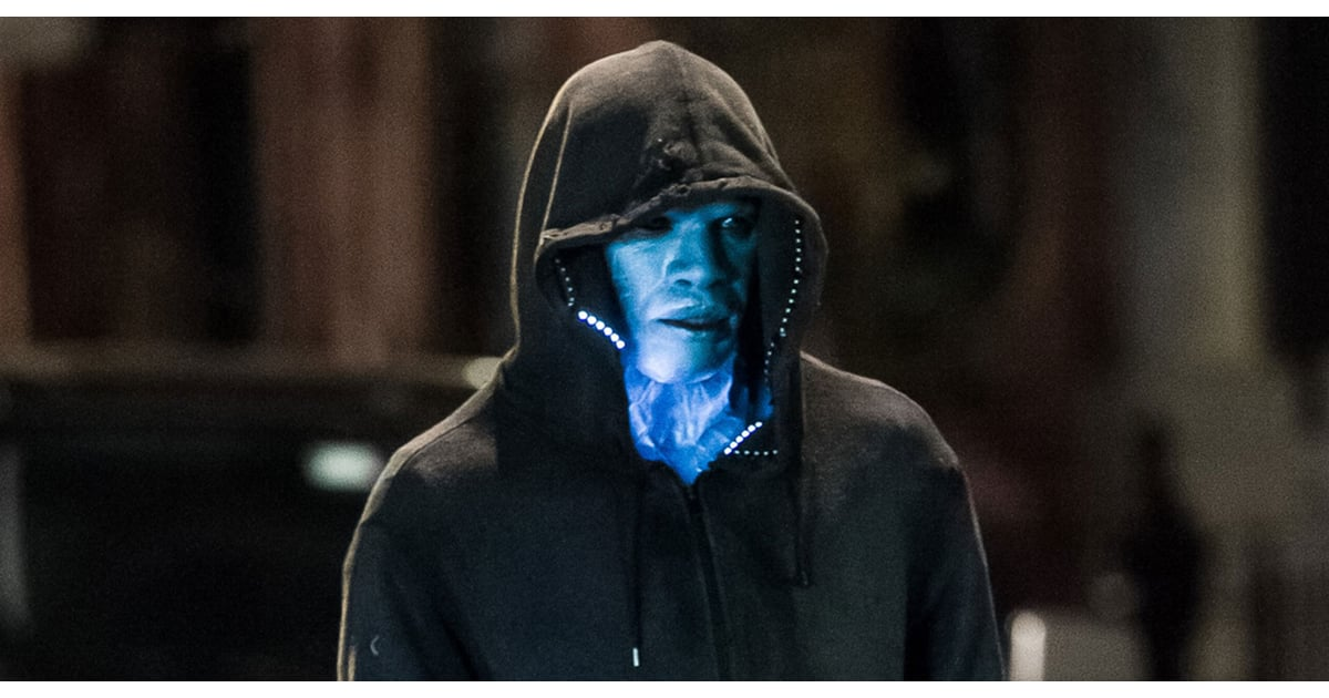 Jamie Foxx as Electro Pictures | POPSUGAR Entertainment | 1200 x 630 jpeg 81kB