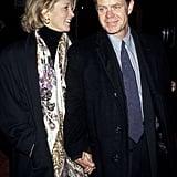 Felicity Huffman et William H. Macy en 1996