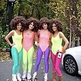 Disco Roller Skaters