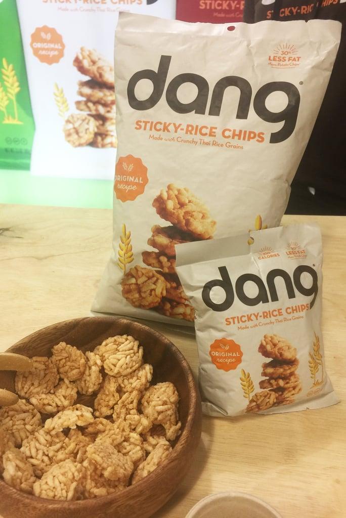 Dang Original Sticky-Rice Chips ($4)