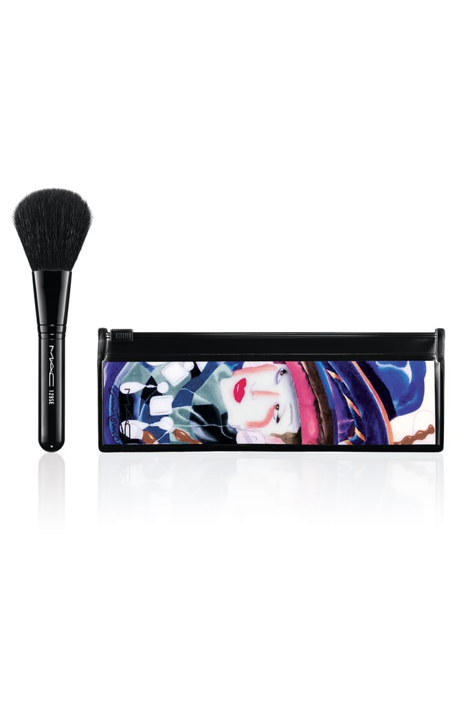 129SE Powder and Blush Brush ($39)