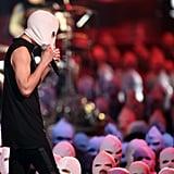 When Everyone Wore Ski Masks During Twenty One Pilots' Performance