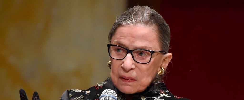 Justice Ruth Bader Ginsburg on Sexism in 2016 Election