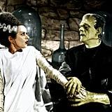 Boris and Elsa, The Bride of Frankenstein