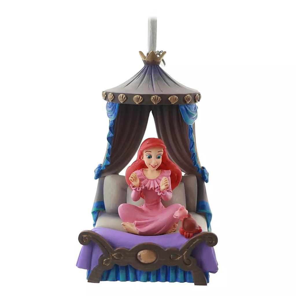 Ariel Fairytale Moments Sketchbook Ornament
