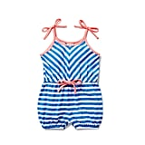 Seed Baby Girls Stripe Playsuit, $29.95