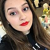 Sarah Siegel, assistant editor, Beauty