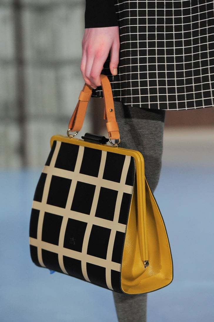 orla kiely fall 2015 best runway bags at fashion week. Black Bedroom Furniture Sets. Home Design Ideas