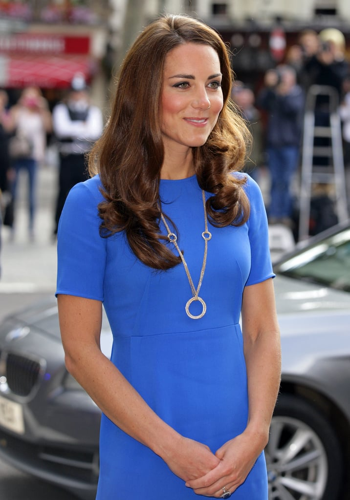 The Cartier necklace that Kate wore to an Olympics event and an evening reception in NYC is encrusted with diamonds and worth $71,600, so it's unlikely Kate would have bought it for herself.