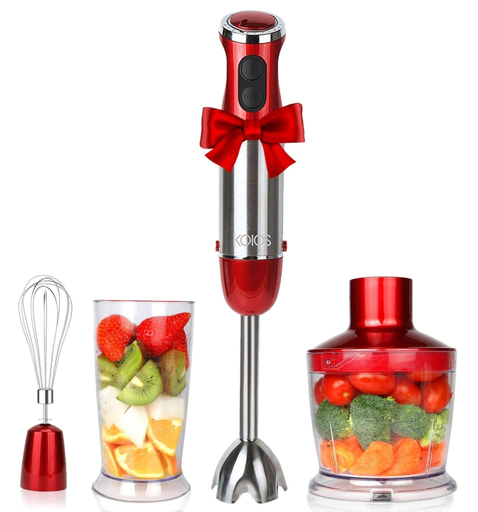 Red Kitchen Hand Blender (With images