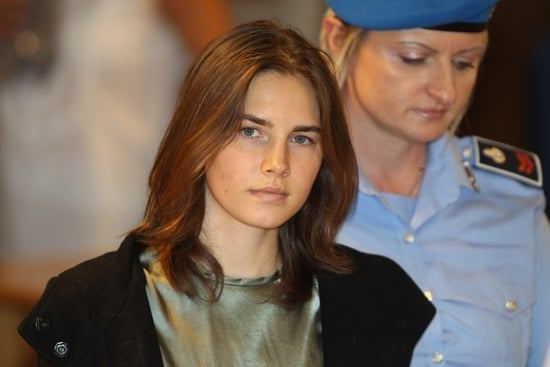 Women amanda knox sexcapade cheerleaders camp