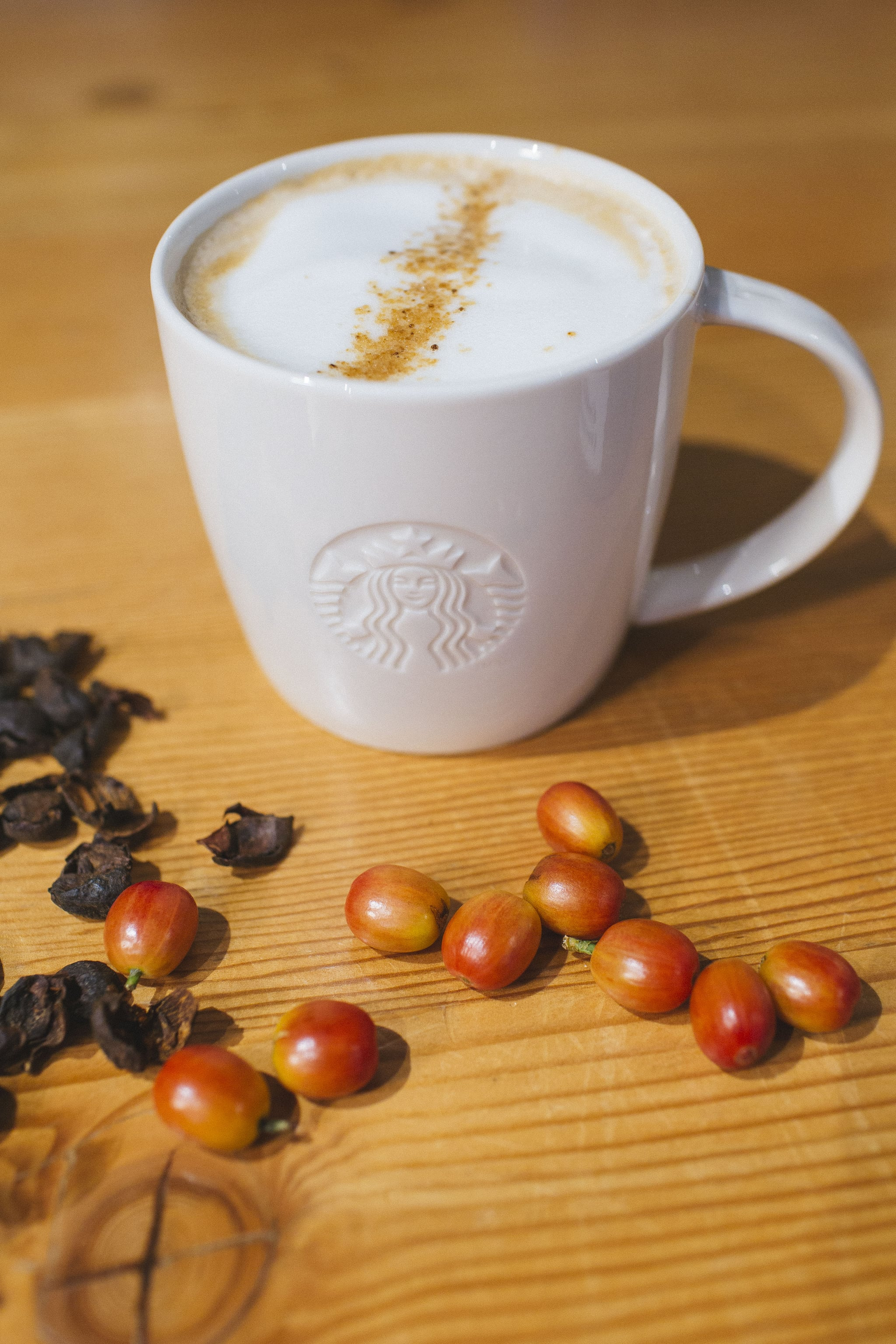 Image result for cascara latte