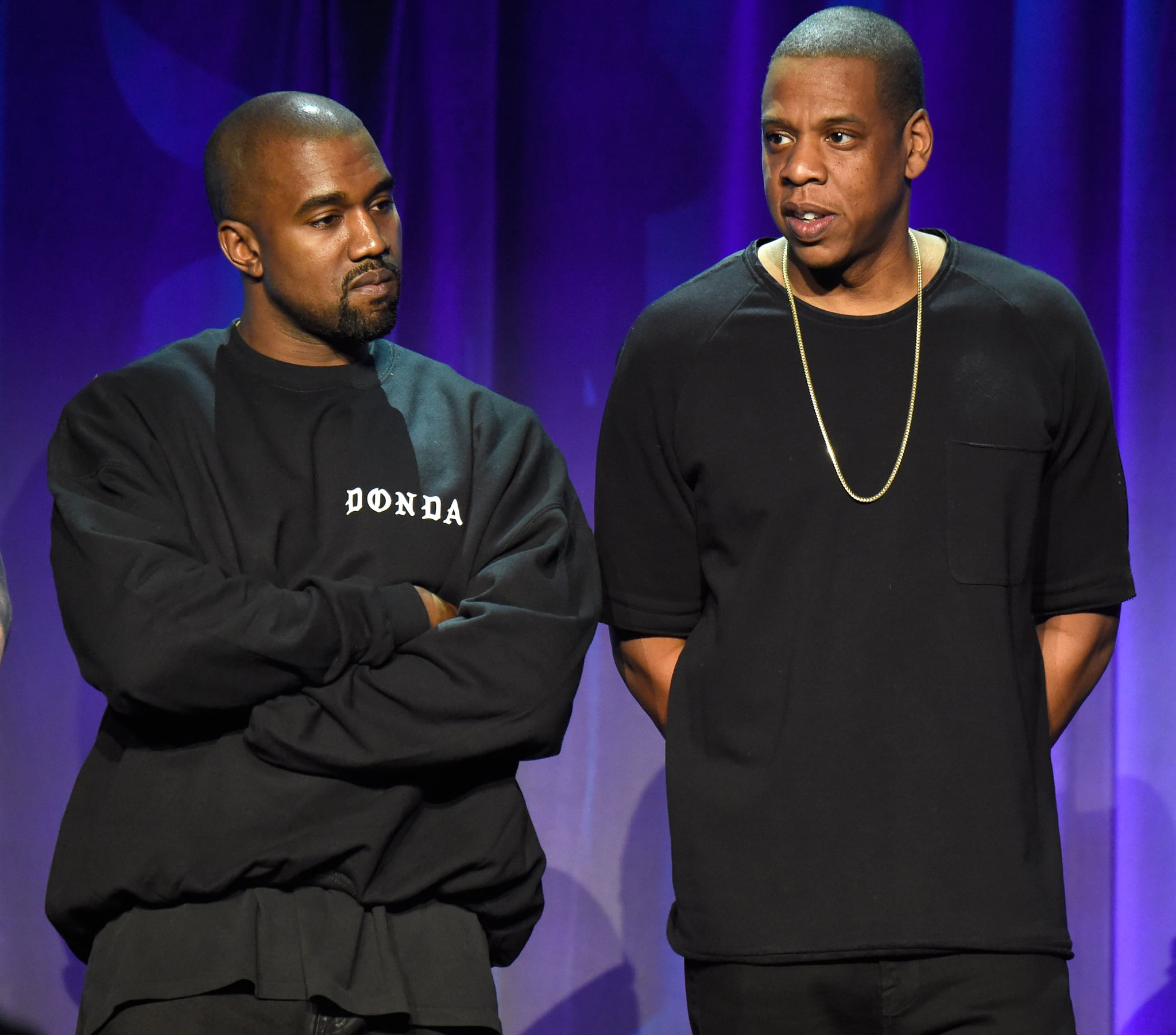 Kanye West Leaves Tidal Following JAY-Z's New Song About Him