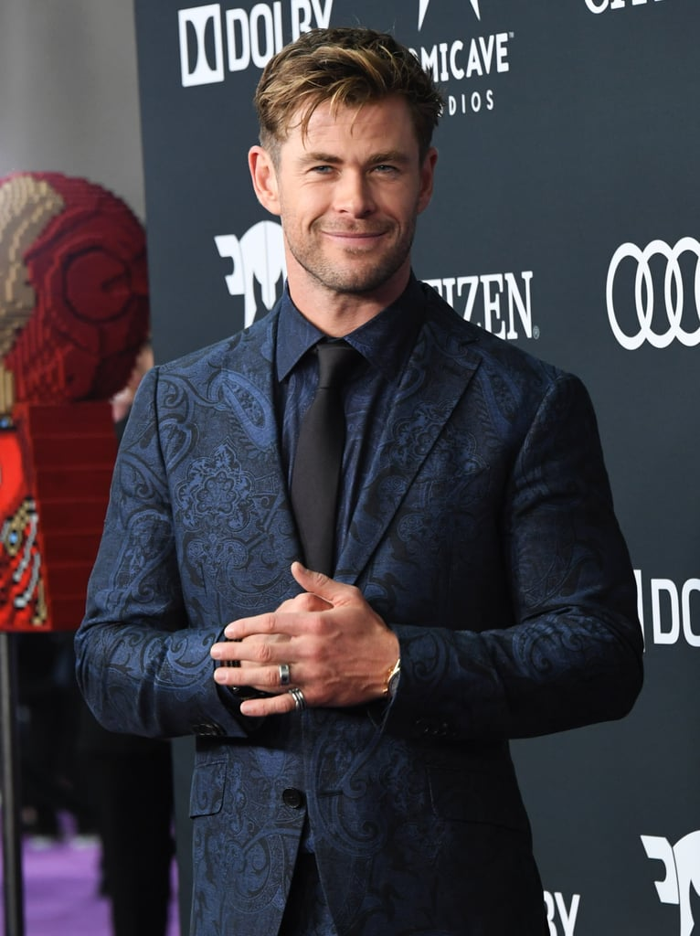 Sexy Chris Hemsworth Pictures 2019 | POPSUGAR Celebrity