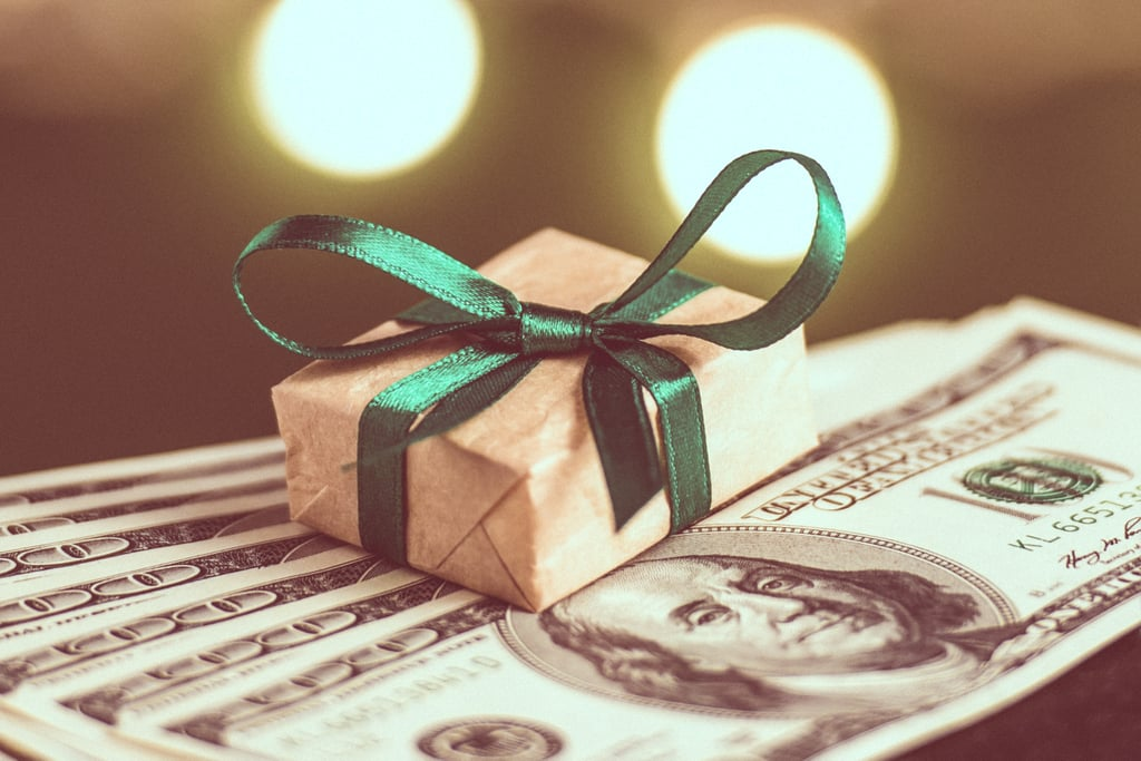 Creative Cash Gift Ideas