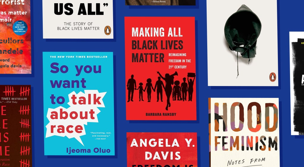 Books About Black Lives Matter and the Civil Rights Movement