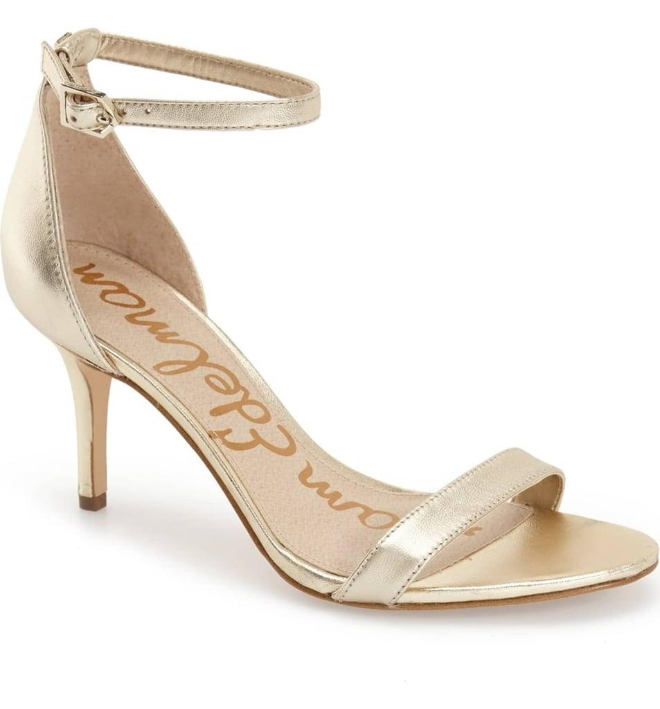 c6628f8ff31514 Sam Edelman Patti Ankle Strap Sandal