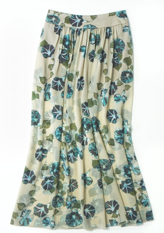 Alberta Ferretti for Macy's Impulse Floral Print Skirt ($69)