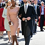 On May 19, Serena and her husband, Alexis Ohanian, attended Meghan and Prince Harry's wedding together.