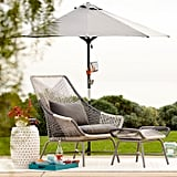 Huron Outdoor Large Lounge Chair