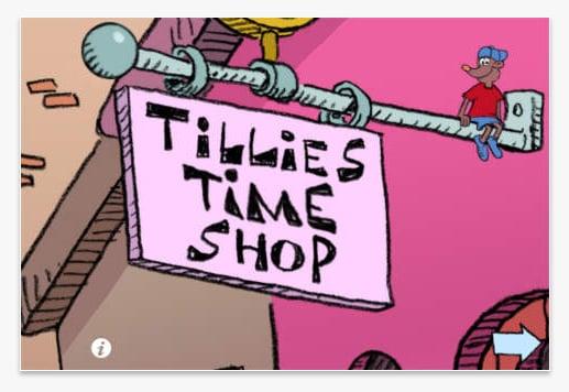 Tillie's Time Shop