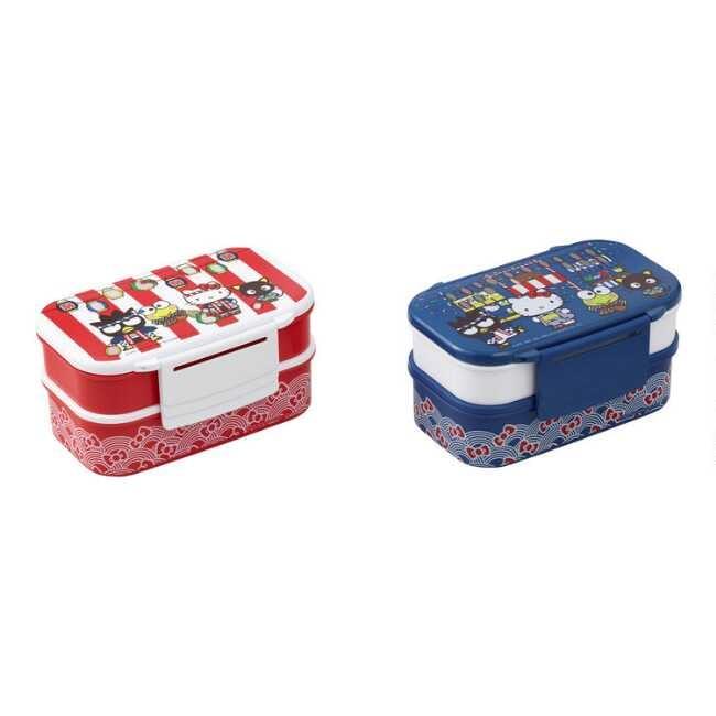 Hello Kitty Omatsuri Bento Box Set