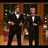 Neil Patrick Harris Duet at 2011 Tony Awards
