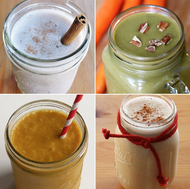Holiday Smoothies