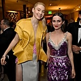 Euphoria Cast at Golden Globes AfterpartyPictures