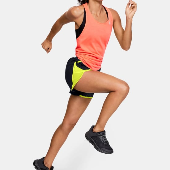 The Best Women's Workout Shorts From Under Armour