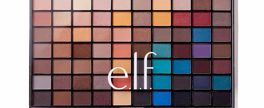 Oh My: E.L.F. Just Released a 100-Pan Eye Shadow Palette That Costs $15