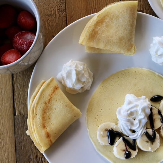 Joanna Gaines's Crepes Recipe