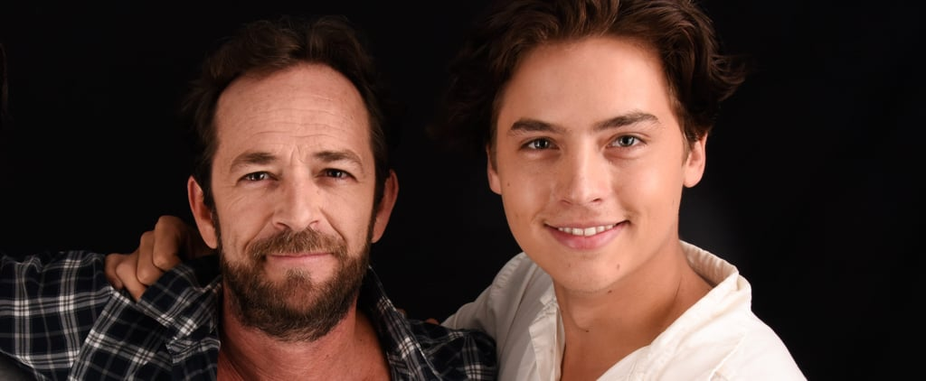 Cole Sprouse Quote About Luke Perry After His Death