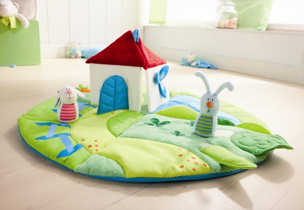 Haba Discoverers' Meadow Play Rug