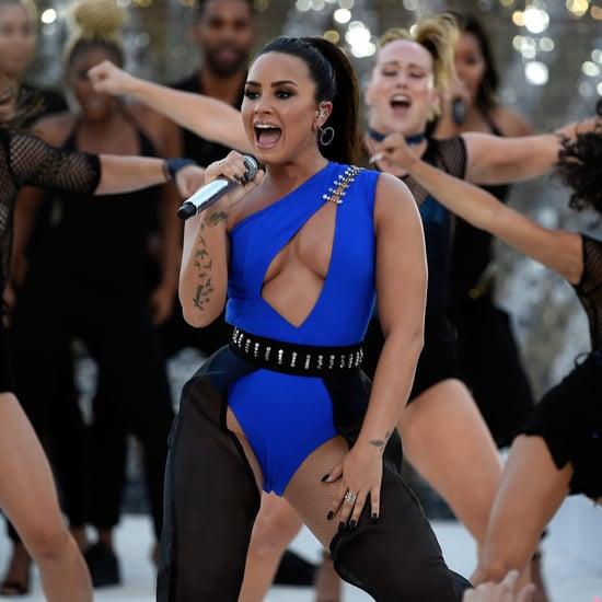 Demi Lovato's 2017 MTV VMAs Performance