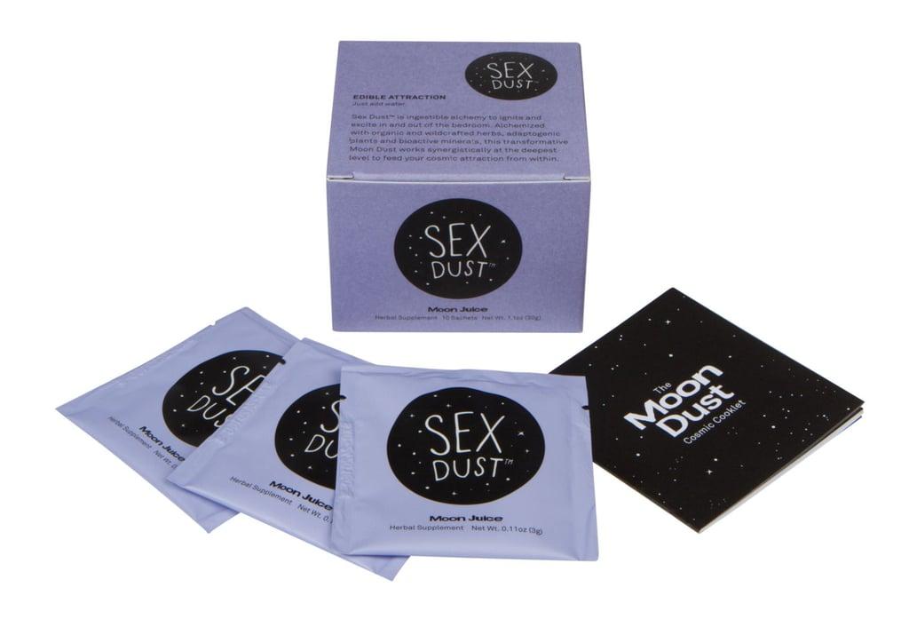 Moon Juice Sex Dust Sachet Box