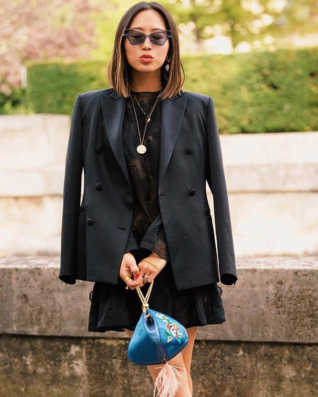 Jackets To Wear With Dresses Outfit Ideas Popsugar Fashion