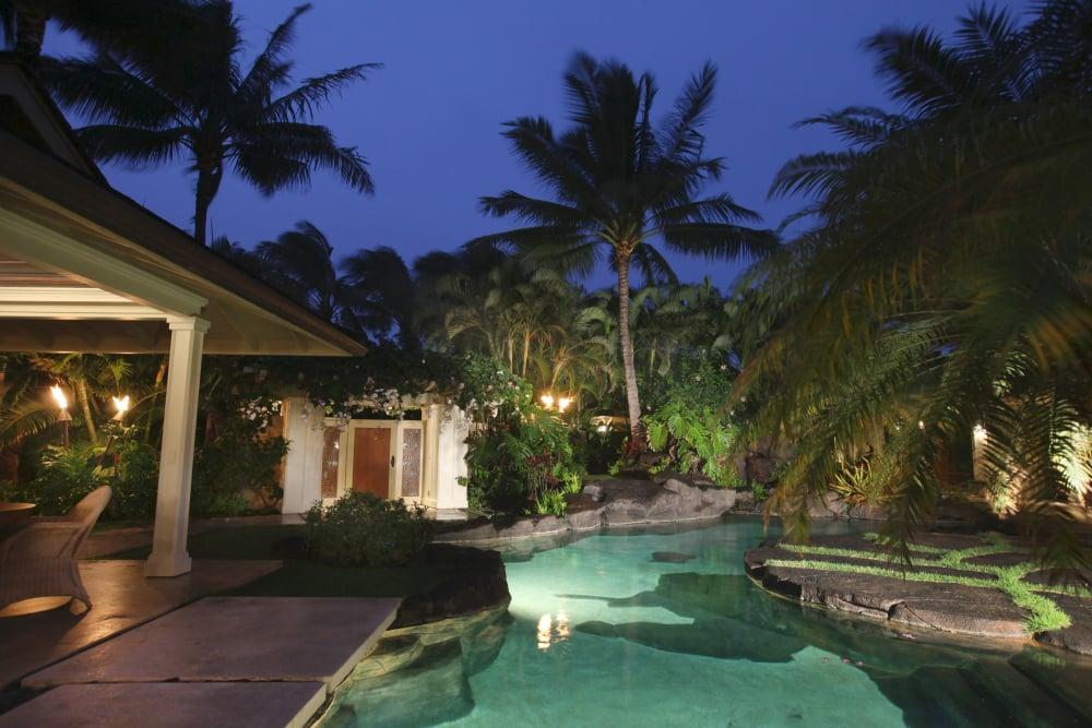 The Obama 39 S Hawaiian Vacation House Popsugar Home