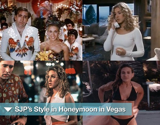 Sarah Jessica Parker's Style in Honeymoon in Vegas