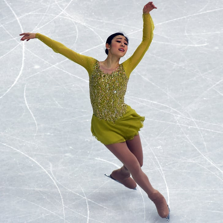 Style on Ice: The Olympic Figure Skaters Are Bringing Their A-Games