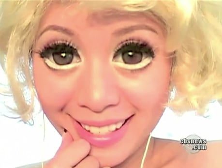 Lady Gaga Inspired Circle Lenses Pose a Health Risk
