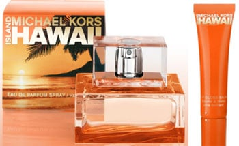 Michael Kors Island Hawaii Parfum & Lip Gloss Balm