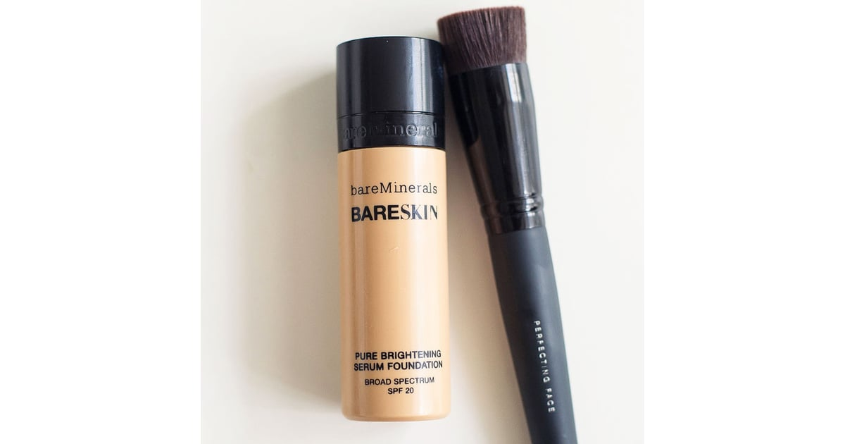BareMinerals BareSkin Pure Brightening Serum Foundation, $38