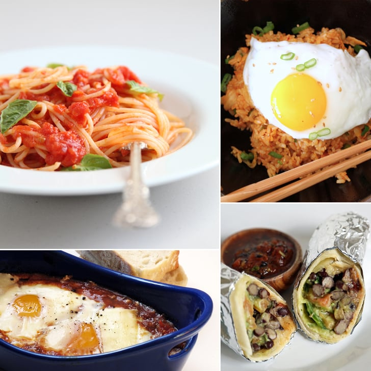 5 Fast and Easy Meals, 1 Shopping List