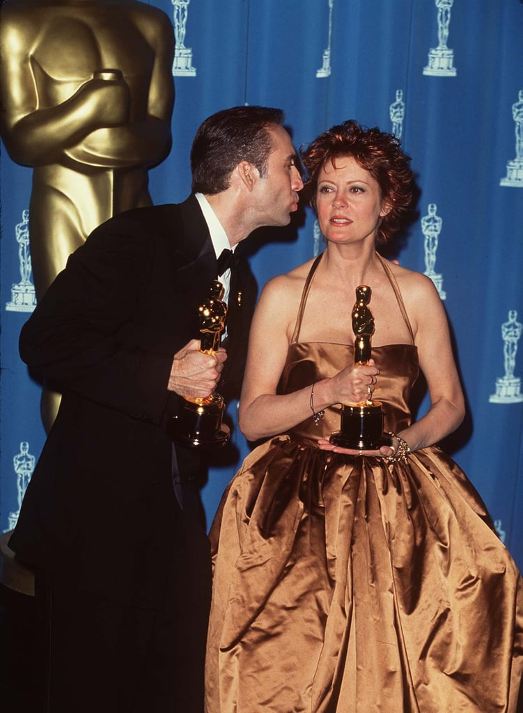 Nicolas Cage and Susan Sarandon, 1996