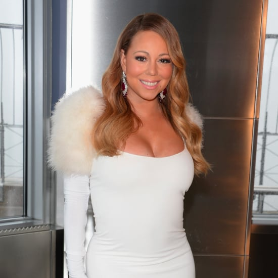 Mariah Carey's Instagram Picture With Lacey Chabert