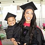 Single Mom Graduates From Harvard