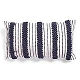 Indoor Outdoor Striped Pillow